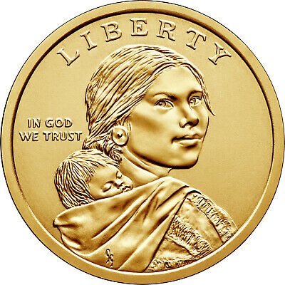 2019 P/D/S Sacagawea Dollar 3pc Update Set -- Uncirculated & Proof