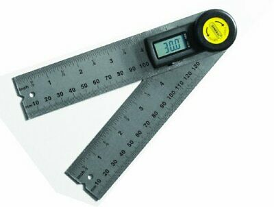 General Tools 822 Digital Angle Finder Rule 5-Inch