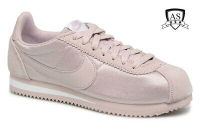 online store e857a 21f53 NIKE CLASSIC CORTEZ NYLON RUNNING SHOES ROSE PINK WOMEN S 749864-607 Sz 6,  8.5