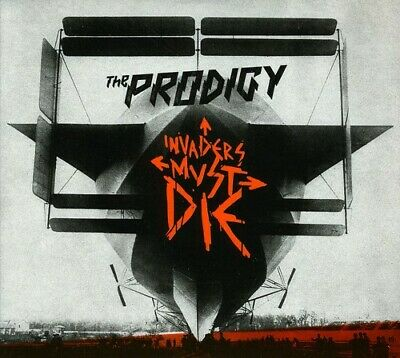 Invaders Must Die - 2 DISC SET - Prodigy (2009, CD NEUF)