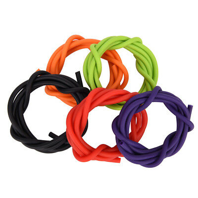 1m 2040 Outdoor Latex Rubber Tube Stretch Elastic For Slingshot Replacement CN