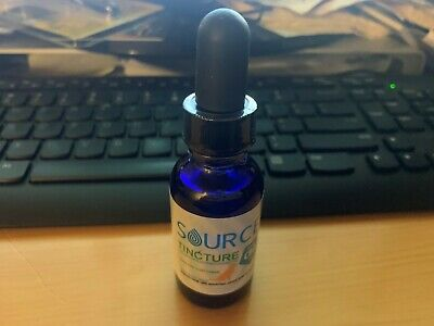 Organic Oil for your dog, Source tincture 200 mg