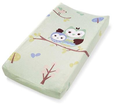 Baby Changing Table Pad Cover Contoured Diaper Change Infant Nappy Changing NEW