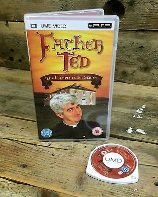 Father Ted - The Complete 1st Series (UMD, 2006) PSP TV Comedy