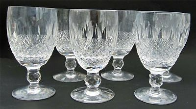 waterford crystal traditional Liqueur glasses