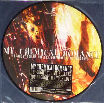 My Chemical Romance - I Brought You My Bullets You Brought Me Your Love Picture.