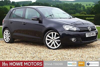 2010 Volkswagen Golf 2.0 TDI 140ps GT 5dr Hatchback WINTER & LUX PACK HTD SEATS