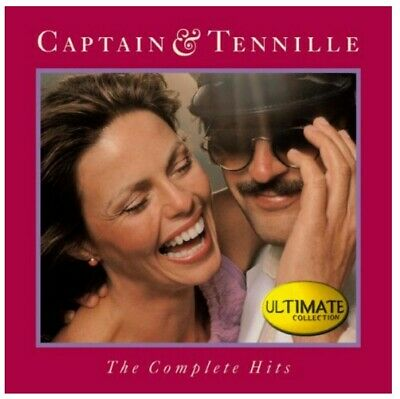 Captain & Tennille The Complete Hits Ultimate Collection CD Digitally Remastered