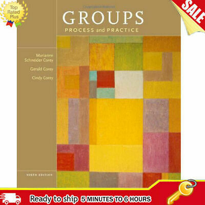 Groups: Process and Practice By Marianne Schneider Corey / e-B00k PDF