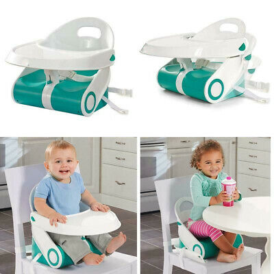 Childrens Booster Seat Infant Sit N Style Summer Folding Travel Tray Feeding New