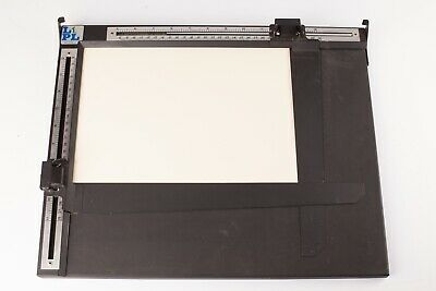 LPL Easel Mask.  11 x 14 inch.  Good Condition - Base Painted Black
