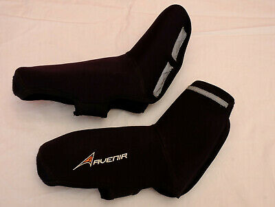 J2 Velosport Cycling Booties//Shoe Covers Sizes S-XL Wind//Water Resistant