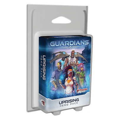 Uprising - Guardians Hero Pack Board Game
