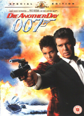 Die Another Day - Special Edition DVD (2003) Pierce Brosnan New