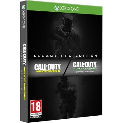Call Of Duty Infinite Warfare Legacy Pro Edition Xbox One Game
