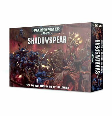 Warhammer 40.000: Shadowspear Full Box Set  SP-01-60