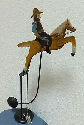"Balancefigur  ""Cowboy "" Hersteller: Authentic Models NEU"