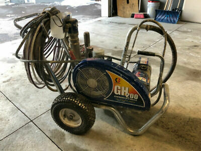 Graco GH200 Paint Sprayer Paint Machine like 1095 1595 and 5900 Shipping Availab