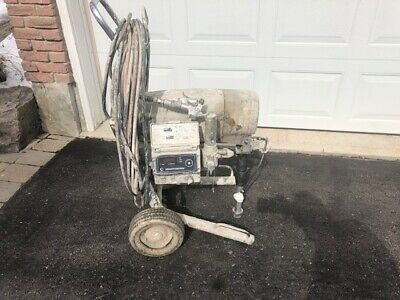 Graco 1595 Paint Sprayer Paint Machine like 1095 5900 - Shipping Available