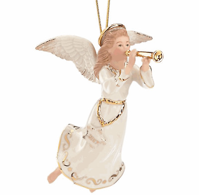 Lenox 2017 Angel's Melody Ornament - 1st in Series