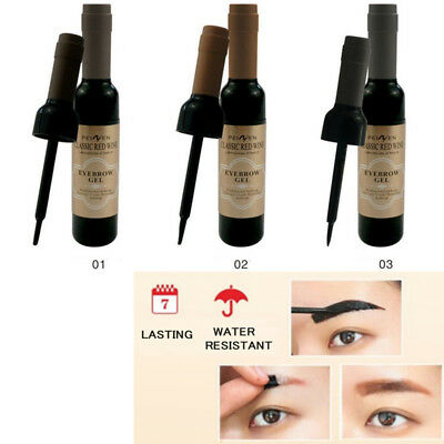 Waterproof Eye Brow Makeup Tattoo Tint Mascara Eyebrow Gel Long Lasting