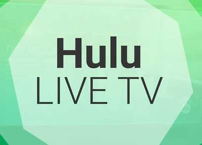 Hulu Premium🔥 Live TV🔥No Commercials 🔥1 year Warranty🔥 Instant Delivery🔥
