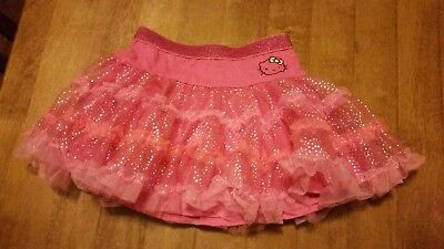 Girls' Clothing (newborn-5t) 4t 5 Girls Cute Meli Meli Skirt With Embroidery Pink