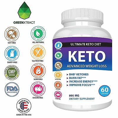 Best Keto Supplement – Advanced BHB Salts Formula - Perfect carb Blocker Fat