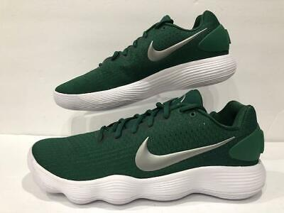 super popular 7fc9d c8f5e NEW NIKE Hyperdunk 2017 Low TB Green Silver Basketball Shoes 897807 300