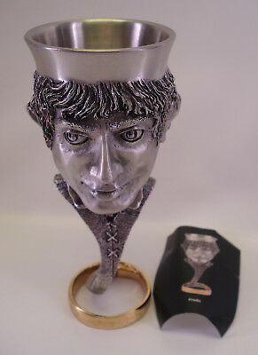 Royal Selangor Pewter Goblet - FRODO - Lord of the Rings LOTR G. Anthony 2003