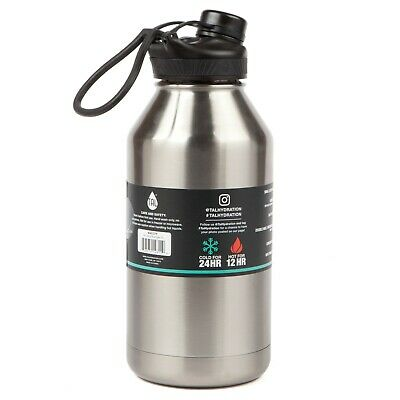 1540afff83e TAL 64 oz Ranger Pro Water Bottle Double Wall Vacuum Insulated Stainless  Steel