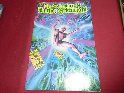 THE ADVENTURES OF LUTHER ARKWRIGHT #6 Dark Horse Comics 1990 VF/NM