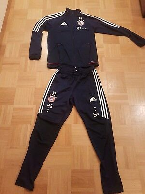 sale usa online footwear preview of FC BAYERN MÜNCHEN Trainingsanzug Baby Gr. 98 Adidas Pullover ...