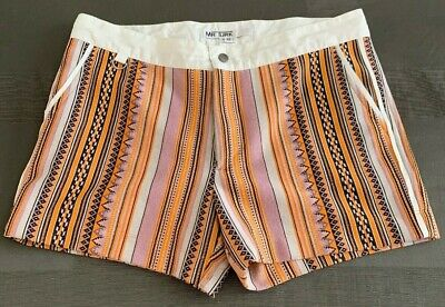1c963dae2a MR TURK 'Bartlett Vintage Stripe Knit' Men's Swim/ Bathing Trunks/Shorts 32