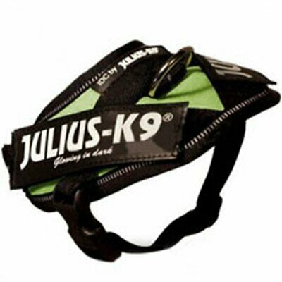 Julius-K9 IDC Power Dog Puppy Harness Strong Adjustable Reflective FREE UK P&P