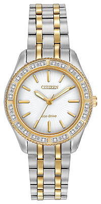 Citizen Carina Ladies' Eco-Drive Watch New in Box with all papers