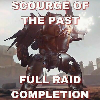 Destiny 2 - Scourge Of The Past GUARANTEED - PC/PS4