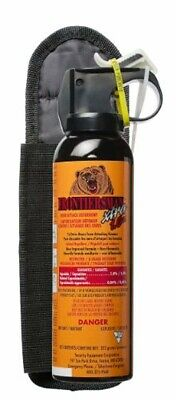 Bear Spray with Belt Holster - Frontiersman Supplies - Hunting Supplies
