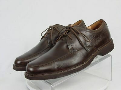 a42a70bd96e27d CLARKS UNSTRUCTURED Men 9.5-M Brown Leather Lace Up Casual Walking Oxford  Shoes