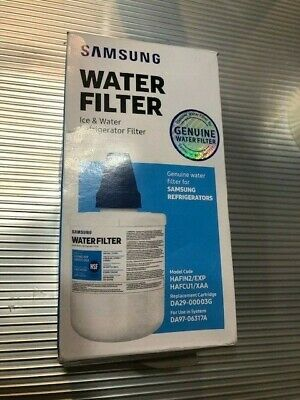 NEW! Samsung Water Filter Ice / Refrigerator HAFIN2/EXP HAFCU1/XAA