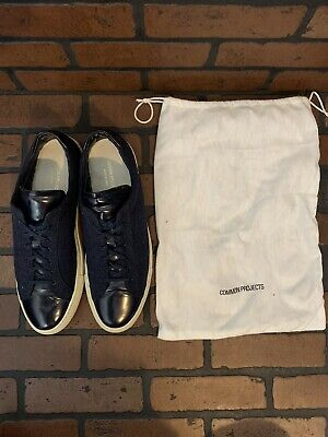 e41d48701ed Common Projects Fashion Sneakers Navy Blue Size 11 (EU 44)