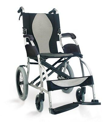 Wheelchair Light Transit **ULTRALIGHT KARMA ERGO LIGHT - 8.3kg
