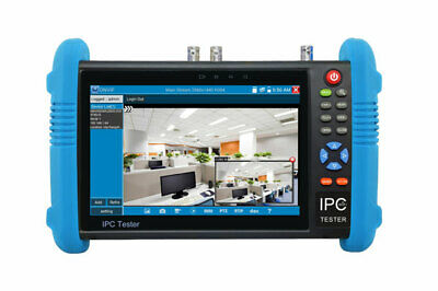"Vigilant Vision Ds7Test 7"" Led Professional Touchscreen Cctv Test Monitor For Ip"
