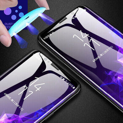 UV Tempered Glass For Samsung Galaxy S10 Plus S10e Liquid Full Screen Protector