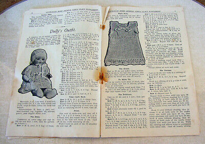 Craft Supplement to the Australian Home Journal  -  1937