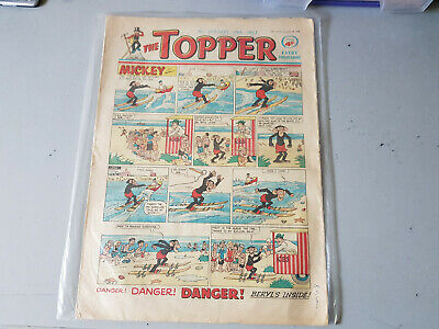 THE TOPPER COMIC No. 504 from 1962
