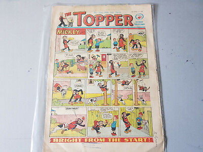 THE TOPPER COMIC No. 466 from 1962