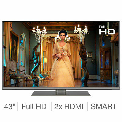 Panasonic TX-43FS352B 43 Inch Full HD Smart TV with Freeview Play Built-In Wi-Fi