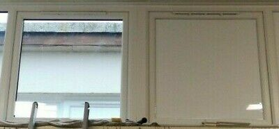 Privacy White Opaque Window Film With Only 1% Light Transmission