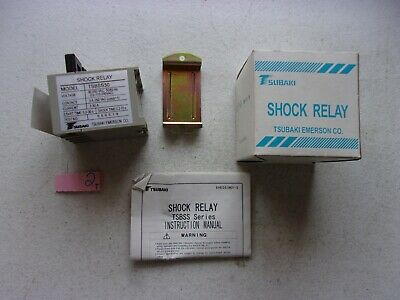 New In Box Tsubaki Shock Relay Tsbss30 (132)
